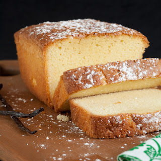 Best Buttery Pound Cake.