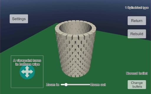 Physics Simulation Building Destruction 1.72 screenshots 2