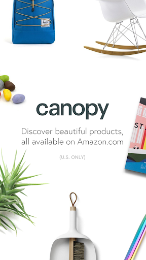Canopy – Amazon Curated.