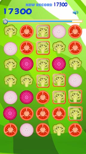Veggie Match Game