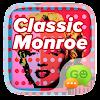 (FREE) GO SMS CLASSIC MONROE THEME APK