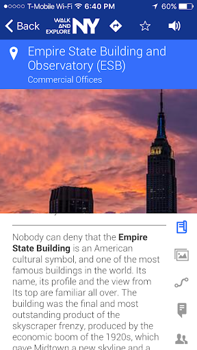 New York Walk And Explore NYC - New Free v 2.0 -  screenshots 2