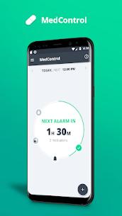 Pill Reminder & Medicine App – MedControl Apk  Download For Android 1