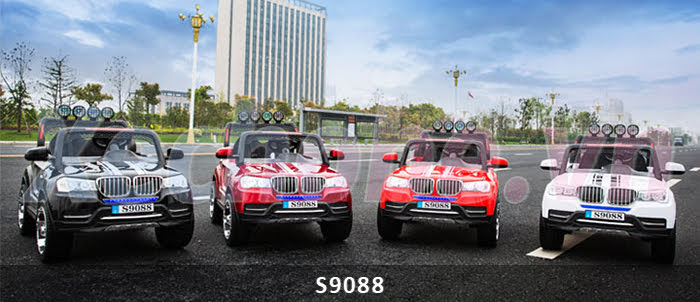 bảng màu ô tô điện s9088 4 động cơ