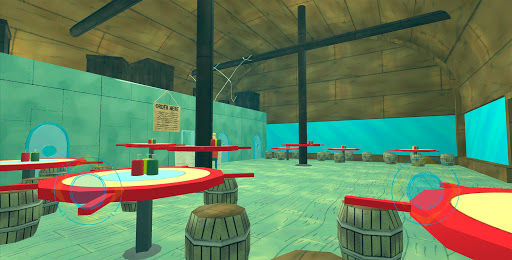 Bikini Bottom Map - Original Bob Adventure Game android2mod screenshots 3