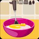 Cake Girls Games Cooking Games icon