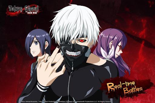 Tokyo Ghoul: Dark War 1.1.8 6