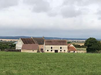 ferme à Louvières-en-Auge (61)