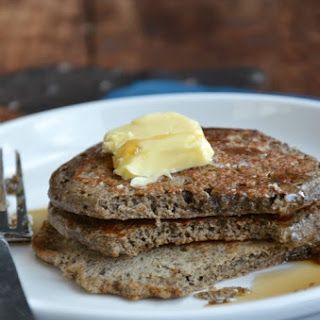Whole Grain Buckwheat Pancakes