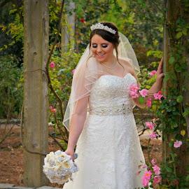 Beautiful bride by Brenda Shoemake - Wedding Bride