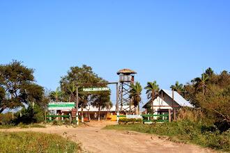Photo: Park entrance