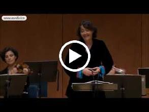 Video: Atenaide, Vivaldi - Nathalie Stutzmann - Cor mio che prigion sei -