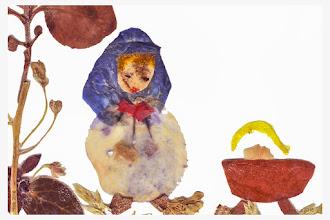 Photo: Hildes Kunsthandwerk  Wir werden versuchen, trotz alledem, Weihnachten zu feiern. Das Kind in der Krippe hätte es so gewollt.  Weihnachten Natur und Kunst - Die Fotoausstellung: http://goo.gl/ITvFrA