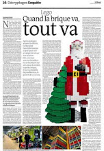 Photo: LE MONDE LEGO - dec. 2010 © photo-reportage by jean-marie babonneau all rights reserved www.betterworldinc.org