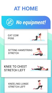 Stretching Exercises - Flexibility Training Screenshot