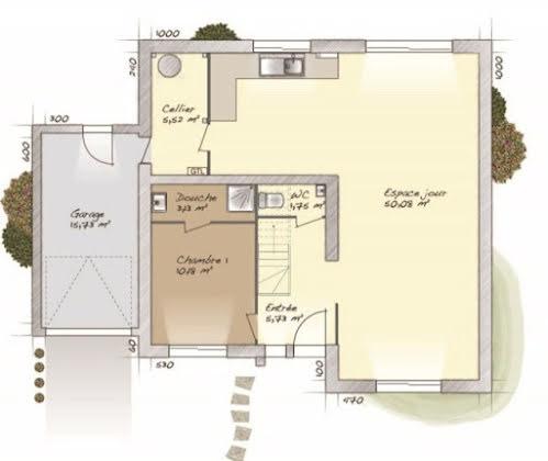 Vente maison 6 pièces 139 m2