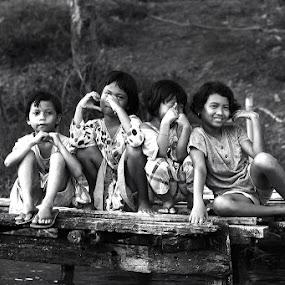 indonesian next top models by Bonifasius Wahyu Fitrianto - Babies & Children Child Portraits
