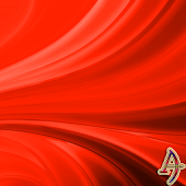 Waves Red Xperien Theme