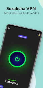 Suraksha VPN | India's Fastest Ad-Free VPN 1
