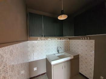 appartement à Montmorot (39)