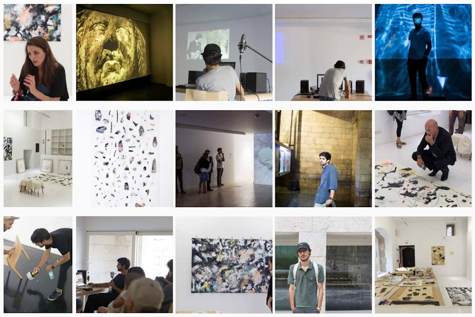 ZONA: Lamego assistiu à arte contemporânea nascer e aplaudiu