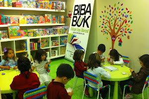Bibabuk lleva sus cuentacuentos a la Feria del Libro de Almer�a