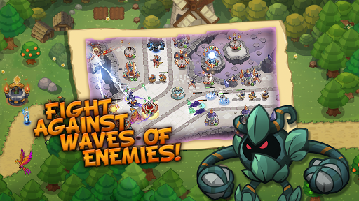 Realm Defense: Epic Tower Defense Strategy Game screenshot 4