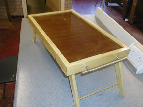 Photo: Flip over table for a bed ... GCSE project 2009