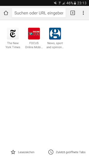 iron browser - by srware screenshot 2