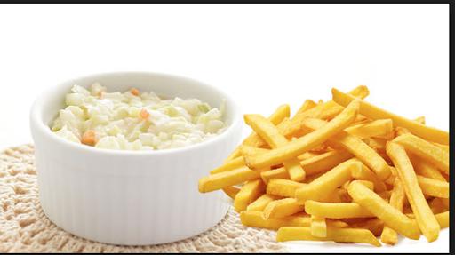 Chips & Coleslaw