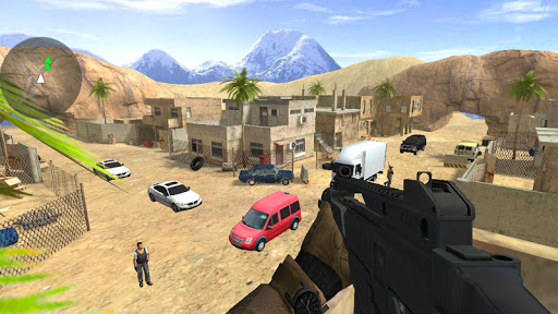 Sniper Shoot Traffic for PC