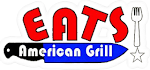 Logo for EATS American Grill at Winthrop Town Centre
