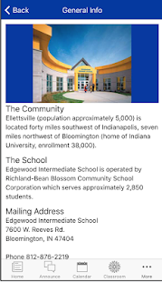 Edgewood Intermediate School- screenshot thumbnail