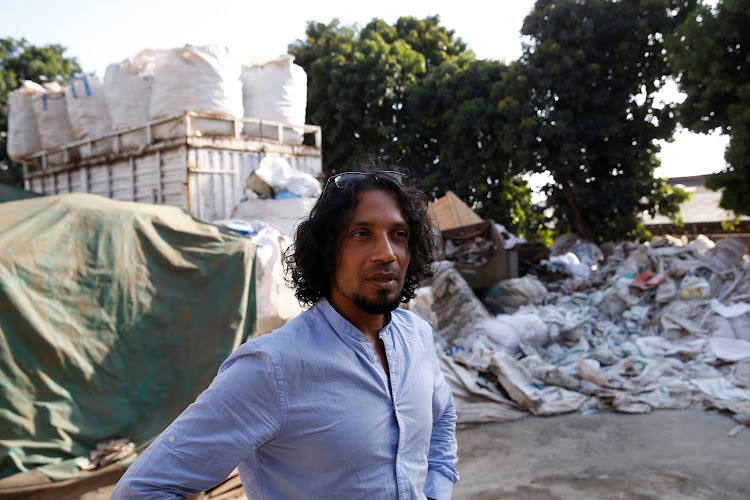 Jai Shah, founder and director of Green Plast recycling company