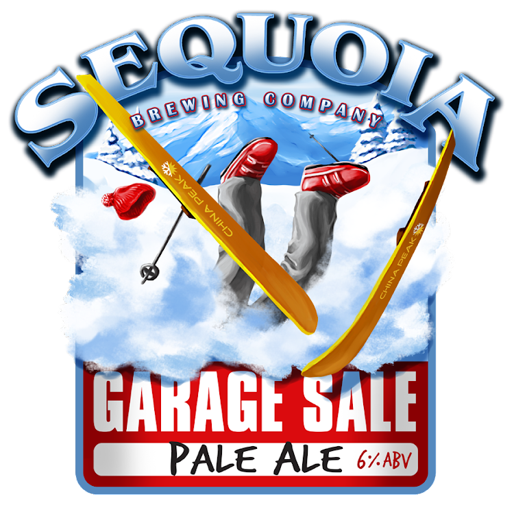 Logo of Sequoia Garage Sale Ale