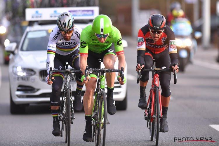 Van Avermaet, Sagan en Vanmarcke mogen zich dan toch nog aan een sanctie verwachten