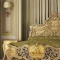Luxury Classic Bedroom LWP icon