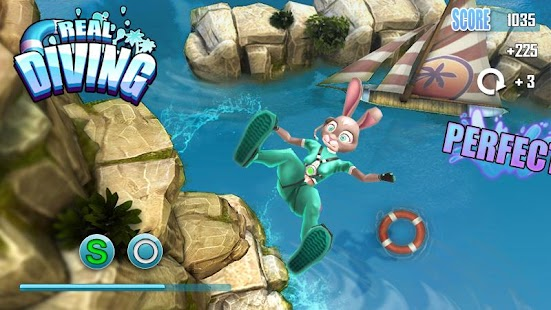 Real Diving 3D Screenshot