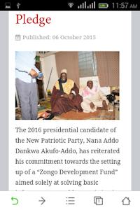 Ghana Radio Adom's screenshot 3