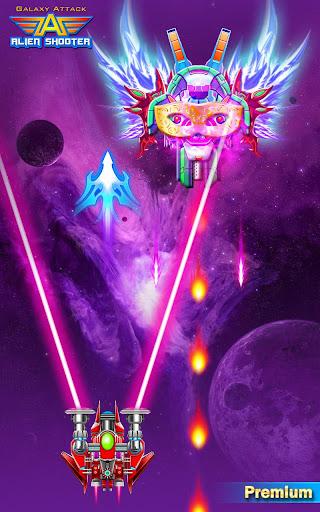 Galaxy Attack: Alien Shooter (Premium) screenshots 19