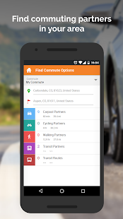 Commuter Connect- screenshot thumbnail