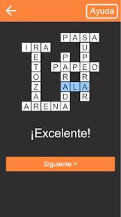 Free crosswords in Spanish