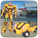 Robot Shopping Mall Taxi Driver 1.0