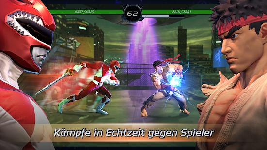 Power Rangers: Legacy Wars Screenshot