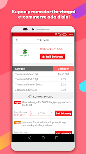 VIPdiskon- Shopping & Cashback- screenshot thumbnail