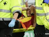 Al twee zware blessures bij KV Mechelen