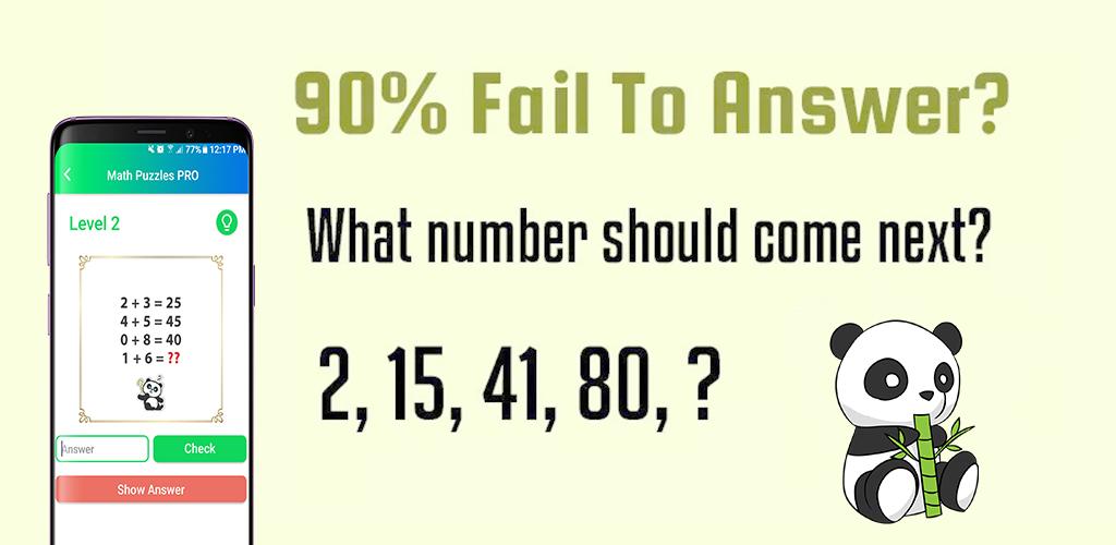 Kunci Jawaban Math Riddles Guru Galeri