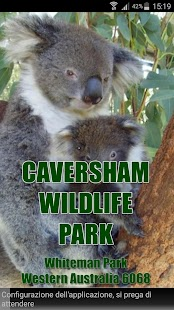 Caversham Wildlife Park- screenshot thumbnail
