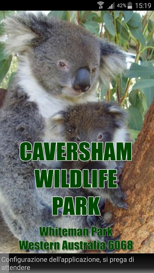 Caversham Wildlife Park- screenshot