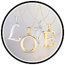 Letter Necklace Design v 1.0 app icon